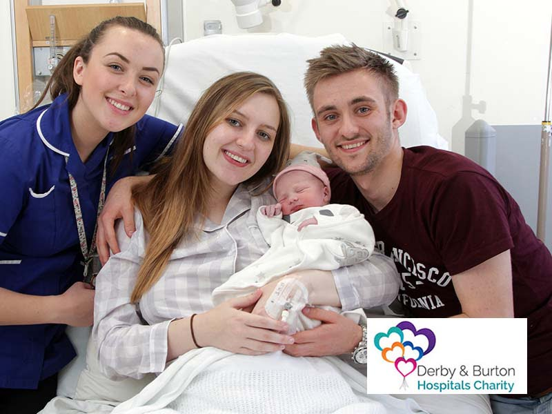 Derby & Burton Hospitals Charity
