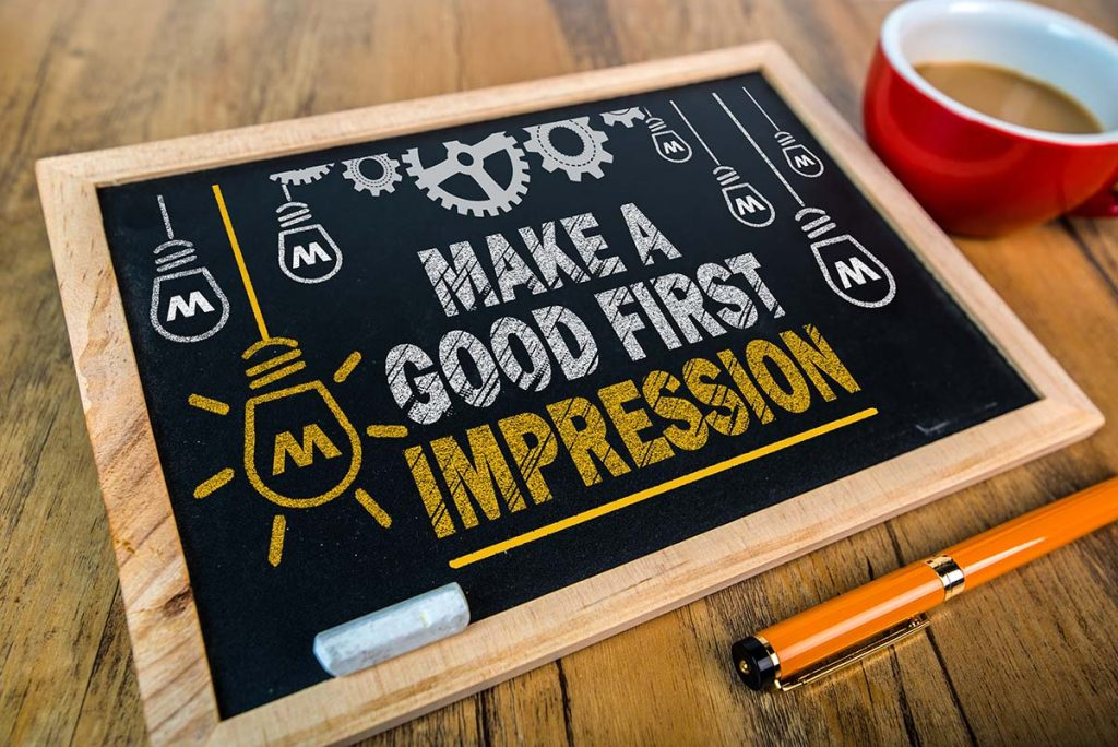 Professional web design agencies help you to make a Good First Impression